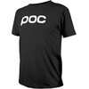 POC Resistance Enduro Tee Men carbon black